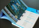 Catalogue polychrome d'impression de catalogue