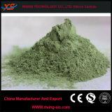 Desoxidantes de carboneto de silício verde e preto em pó de carboneto de silício
