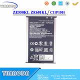 Batterie de C11p1501 3000mAh pour le laser Ze601kl 6 du laser Ze550kl Zenfone 2 d'Asus Zenfone 2
