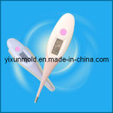 Termômetro eletrônico Molde plástico Shell