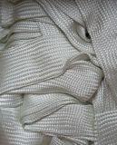 Sleeving trançado expansível da fibra do carbono