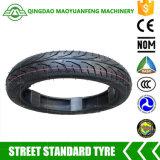 90/90-17 fabricante del neumático del neumático de la motocicleta de China Qingdao