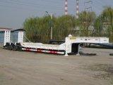 60 Tonnen-niedriger Bett-halb Schlussteil mit Behälter-Torsion 2