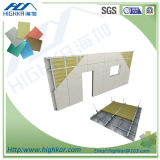 Scheda materiale del soffitto della scheda del cemento della fibra della decorazione