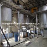 15t/D huile de soja Plant Mini Soya Oil Refinery Plant