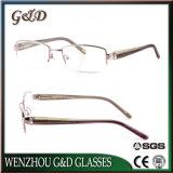 Ultimo monocolo O2312 ottico di Eyewear del blocco per grafici del metallo di disegno