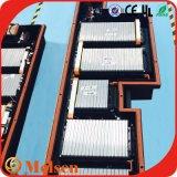 Batteria del fosfato LiFePO4 del ferro del litio dello Li-ione dello ione di tensione nominale 3.2V e di formato prismatico 100ah Li per gli indicatori luminosi Emergency