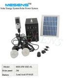 generator-Satz-Haushalts-Sonnensystem des Solar Energy Systems-3W Solar