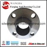 Flange profissional do aço de carbono do fabricante