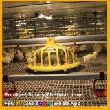 тип автоматическая клетка цыпленка батареи для бройлера слоя цыпленока