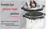 Autoclave inoxidável inoxidável portátil do Sterilizer/24L