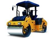Maquinaria da construção de estradas de China rolo de estrada Vibratory hidráulico cheio de 9 toneladas (JM809H)