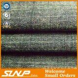 非伸張の綿かポリエステル粗紡糸のデニムファブリック