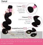 Выдвижение человеческих волос объемной волны/бразильское выдвижение волос девственницы/волосы Remy
