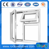 O indicador super da qualidade articula PVC Windows do retrato de Windows