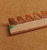 Fingerstock Streifen