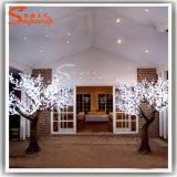 최신 판매 LED 점화 크리스마스 벚꽃 나무