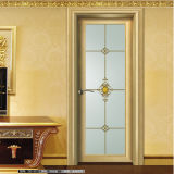 Aluminiuminnenbadezimmer-Tür mit preiswertem Preis