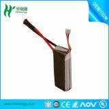 Batería caliente del polímero de la venta 606080 2500mAh 3s RC Li