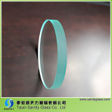 Haute qualité 10mm Clear Round Tempered Sight Glass