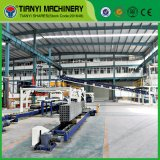 Tianyi Abfall bereiten Strangpresßling-hohle Kern-Wand-Maschine auf