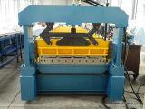 Roulis de tuile de toiture d'opération formant la machine