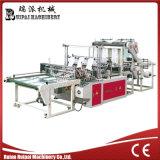 Sechs Zeile Beutel, der Maschine für Plastiktasche herstellt