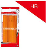 HB Wooden Pencil avec Eraser