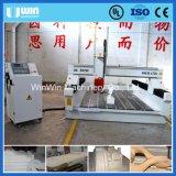 熱い販売! 、木工業処理する、版のため形成4axis1725 CNC機械