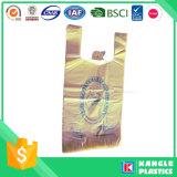 Hersteller-Preis-Plastikshirt-Beutel für das Einkaufen