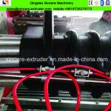 Macchinario di plastica dell'espulsore del tubo dell'HDPE pp Krah di produzione ondulata dell'espulsione