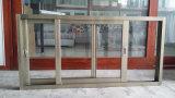 Champán Colour Aluminium Sliding Windows para Projects