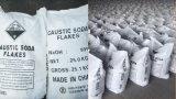 Preço da soda cáustica das pérolas/flocos 99% do hidróxido de sódio
