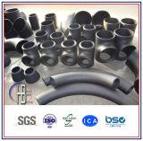Carbon Steel Welding Hot Press Réduction Tee ANSI B16.9, ANSI B16.28