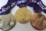 Olympics van Londen de Medaille van de Herinnering met Goud, Zilver en Brons