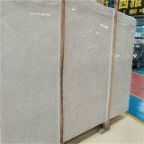 CustomeのサイズのMicheliaのアルバの大理石のプロジェクトの床の白の大理石