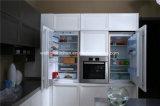 Welbom festes Holz-moderner Küche-Schrank