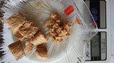 Os pedaços enlatados do atum na venda quente do petróleo/enlataram o alimento do atum/atum enlatado