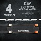 Planche à roulettes électrique avec la roue 4