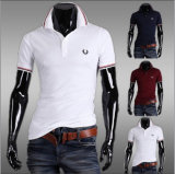 Vente en gros Custom Unique Polo Shirts Chine avec Style Clothing