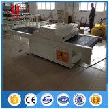Enduit UV corrigeant la machine avec sécher Fuction
