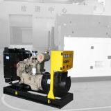 500kw/625kVA Water Cooled Cummins Multi-Cylinder Diesel Genset avec 6 Hours Base Fuel Tank
