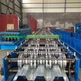 Rullo del comitato del metallo di Decking dei 688 pavimenti che forma macchina