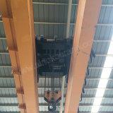 Guindaste material do Eot do equipamento de levantamento de um projeto europeu de 25 toneladas