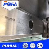 Máquina CNC servo impulsado tipo CNC Turret punzonadora
