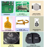 Pil Marken-UVlaser-Gravierfräsmaschine für Metall-und Nichtmetall-Materialien