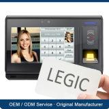 ISO18092 NFC RFID MIFARE Desfive EV1 독자와 생물 측정 지문 Acccess 통제 시간 출석