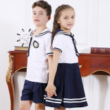 Procès de marin unisexe fait sur commande de Childs, uniforme scolaire de marin