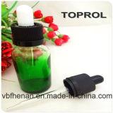 Бутылки градиента 30ml стеклянные с Childproof крышкой и тонкой капельницей в Китае