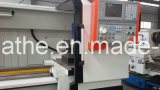 Four Jaw (QK1313A)를 가진 중국 CNC Thread Metal Pipe Lathe